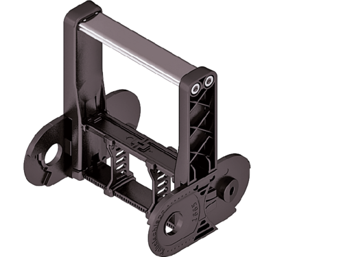 UA1665 Mounting frame Stay variants